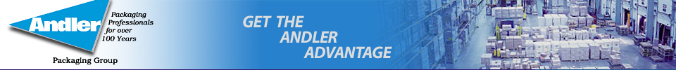 Andler Packaging Group | Packaging Professionals for over 100 Years | Get the Andler Advantage